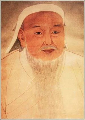 징기스칸의 죽음