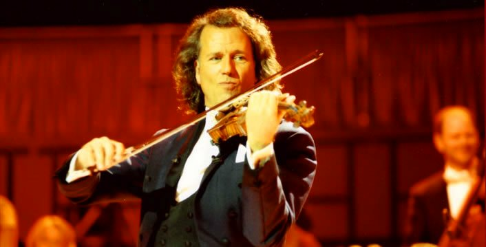 Mozart Medely / Andre Rieu
